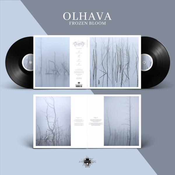 Olhava – Frozen Bloom, 2xLP (黑色)
