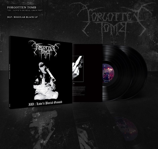 Forgotten Tomb ‎– III: Love's Burial Ground, 2xLP