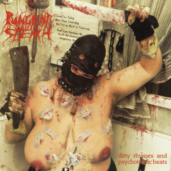 Pungent Stench – Dirty Rhymes And Psychotronic Beats, LP (黑色)