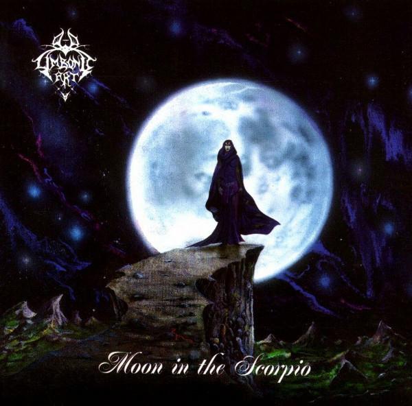Limbonic Art – Moon In The Scorpio, 2xLP (黑色)