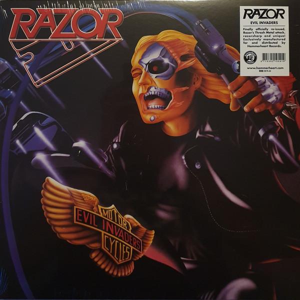 Razor – Evil Invaders, LP (Black)
