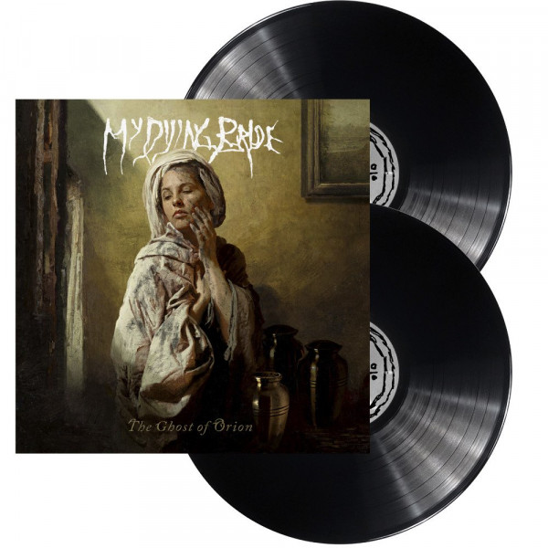 My Dying Bride – The Ghost Of Orion, 2xLP (黑色)