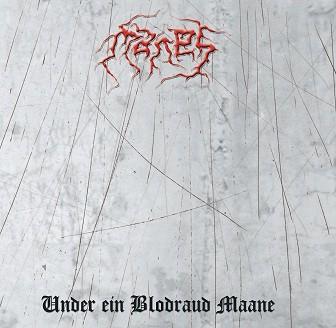 Manes – Under Ein Blodraud Maane, LP (红色)