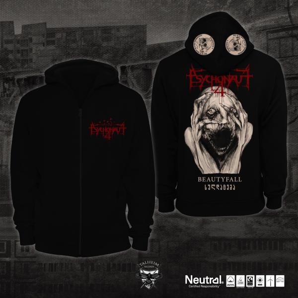 [订购] Psychonaut 4 – Beautyfall, 帽衫 [预付款1 499]