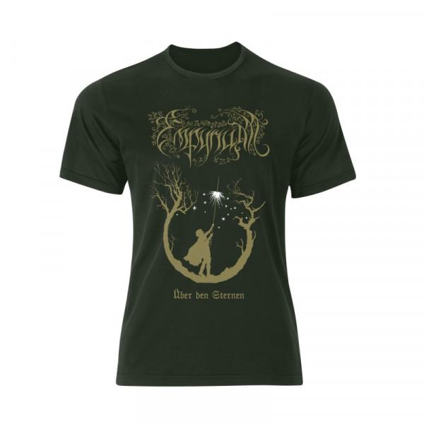 [订购] Empyrium – Über den Sternen, T恤 (女装, 绿色) [预付款1 149]