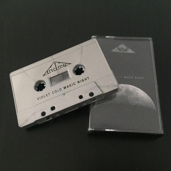 Violet Cold – Magic Night, 磁带 (银色)
