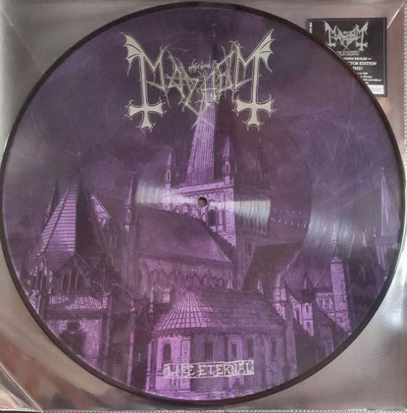 [订购] Mayhem – Life Eternal, LP (画胶) [预付款1|189]