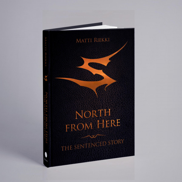 [订购] North From Here - The Sentenced Story, 英文书 [预付款1 259]