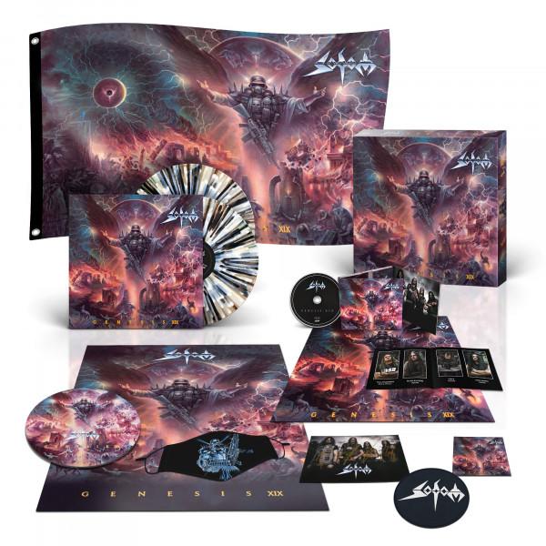 Sodom – Genesis XIX, 收藏版套盒 (限量2000)