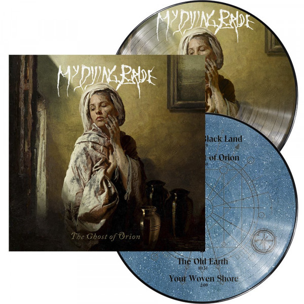 My Dying Bride – The Ghost Of Orion, 2xLP (画胶)