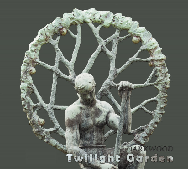 [订购] Darkwood – Twilight Garden, LP (透明胶) [预付款1 199]