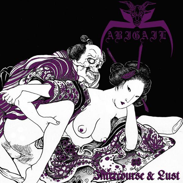Abigail – Intercourse & Lust, LP (紫色星云)