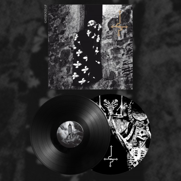 Sühnopfer ‎– Hic Regnant Borbonii Manes, 2xLP (Black, Screenprint Side D)