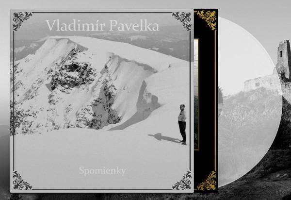 Vladimir Pavelka – Spomienky, LP (透明)
