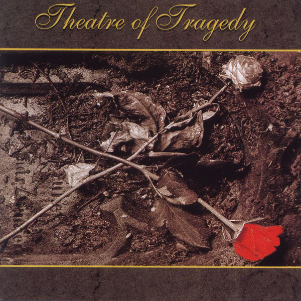 [订购] Theatre Of Tragedy ‎– Theatre Of Tragedy, 2xLP (黑色) [预付款1|289]