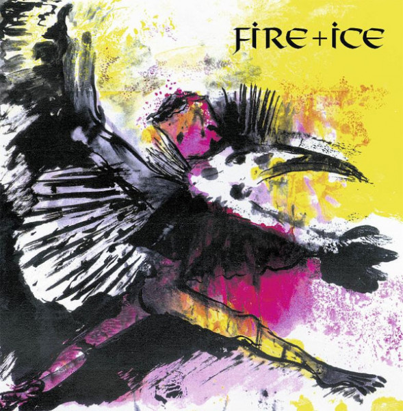 Fire + Ice ‎– Birdking, LP (黄色, 限量250)