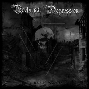 Nocturnal Depression – The Cult Of Negation, LP