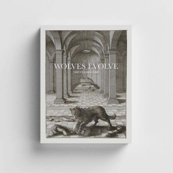 [订购] Ulver - Wolves Evolve: The Ulver Story Book, 传记书 [预付款1|359]