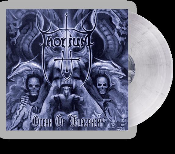 Thorium – Ocean Of Blasphemy, LP (银色漩涡)