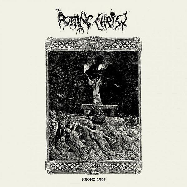 Rotting Christ – Promo 1995, LP (黑色)