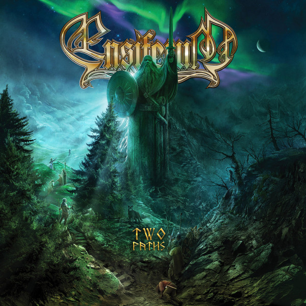 Ensiferum ‎– Two Paths, LP (黑色)