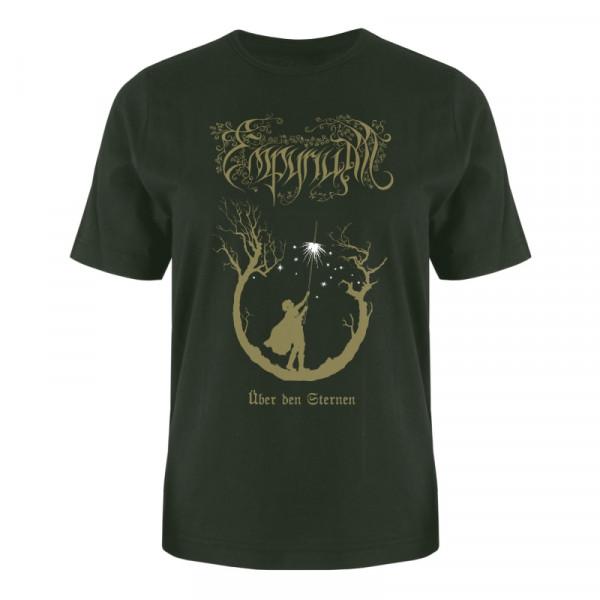 [订购] Empyrium – Über den Sternen, T恤 (绿色) [预付款1 149]
