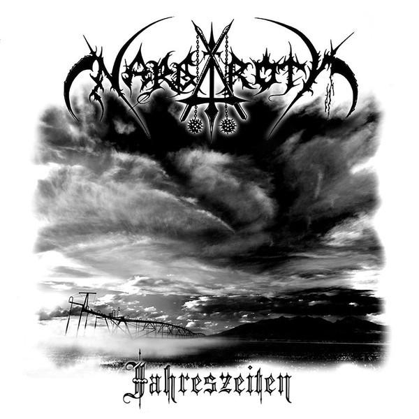 Nargaroth – Jahreszeiten, 2xLP (黑色)