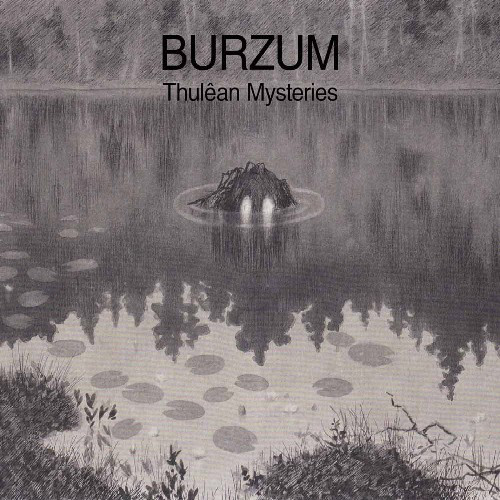 Burzum – Thulêan Mysteries, 2xLP (黑色)