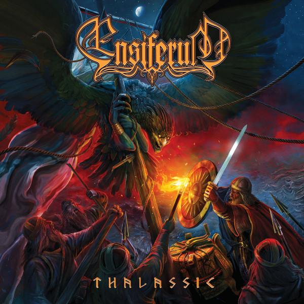 Ensiferum – Thalassic, LP (黑色)