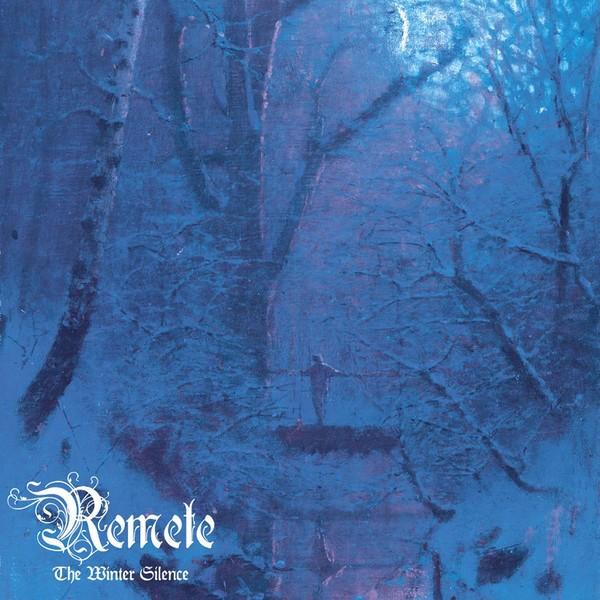 Remete – The Winter Silence, LP (Blue)