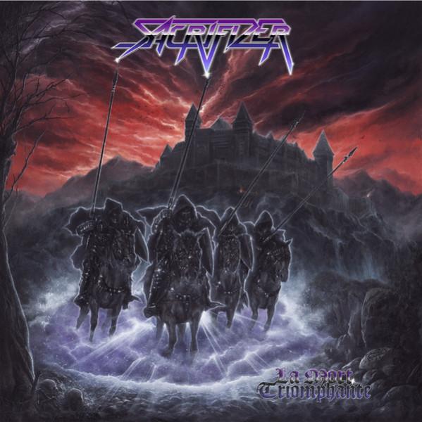 Sacrifizer – La Mort Triomphante, LP (黑色)