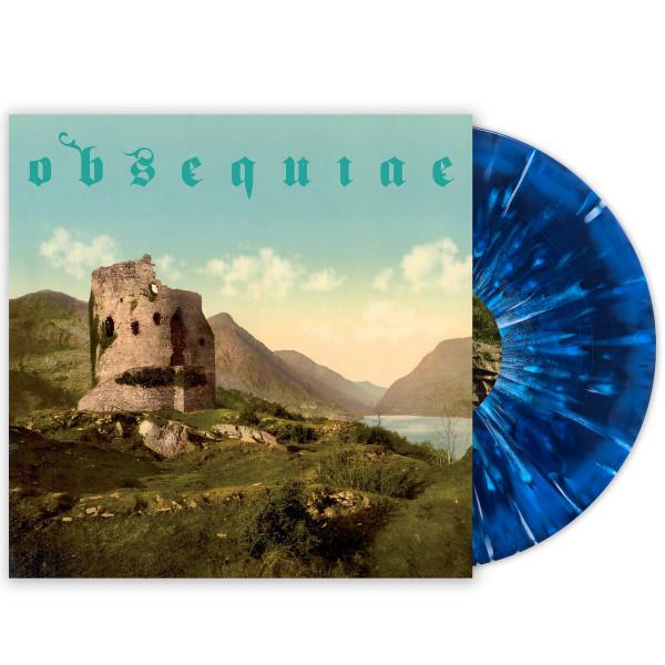 Obsequiae – The Palms Of Sorrowed Kings, LP (海蓝色带喷溅)