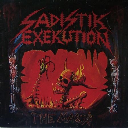[订购] Sadistik Exekution – The Magus, LP (黑胶) [预付款1|169]
