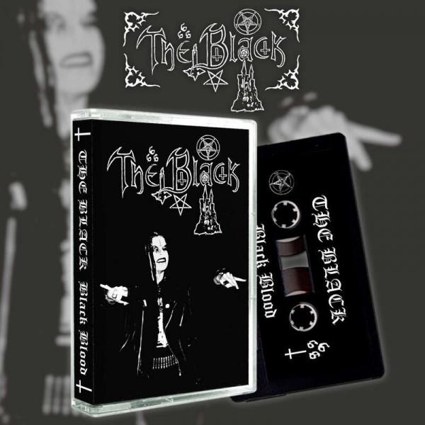 The Black – Black Blood, 磁带