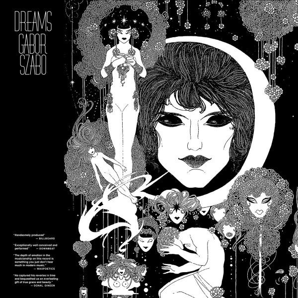 Gabor Szabo – Dreams, LP (黑胶)
