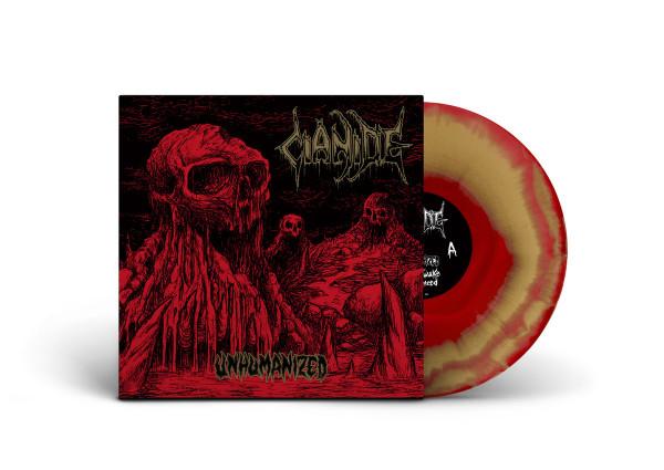 Cianide – Unhumanized, LP (红金漩涡)