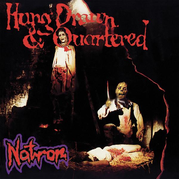 Natron – Hung Drawn & Quartered, LP (紫色)