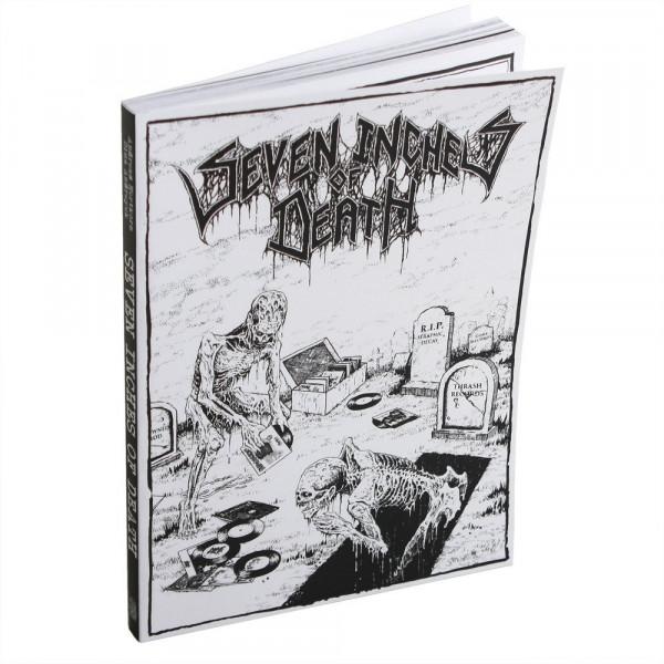 """[订购] Seven Inches of Death - 5 Years of Cult Death Metal 7""""EPs 1989-1993, 书 [预付款1 239]"""