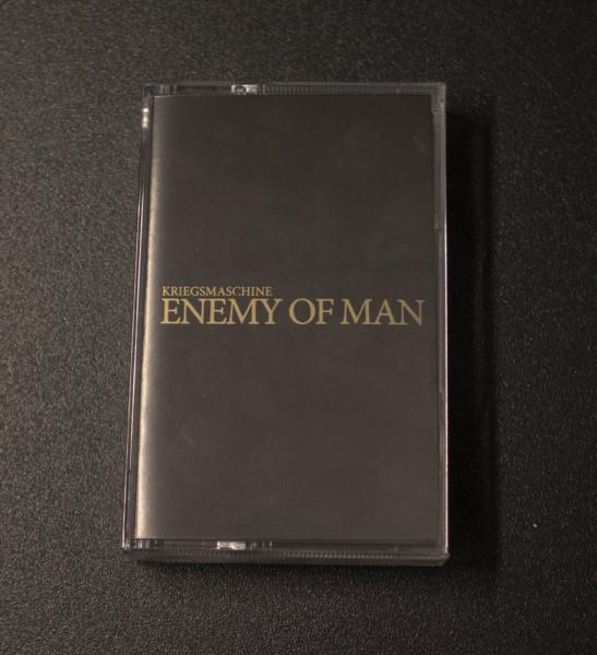 Kriegsmaschine – Enemy Of Man, 磁带