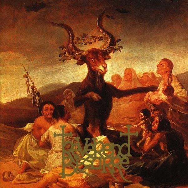 Reverend Bizarre – In The Rectory Of The Bizarre Reverend, 2xLP