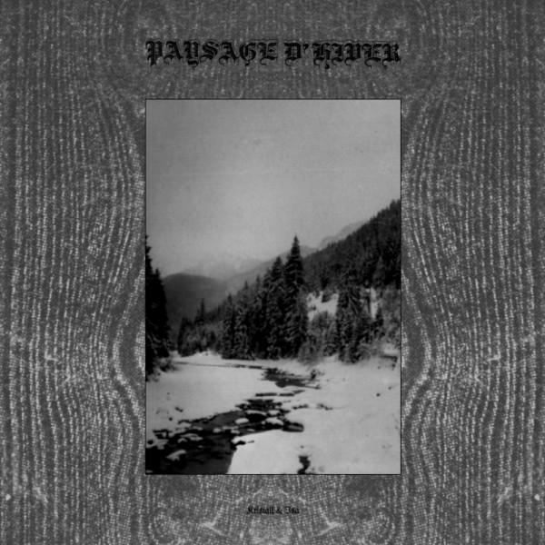 [订购] Paysage D'Hiver – Kristall & Isa, LP [预付款1 195]