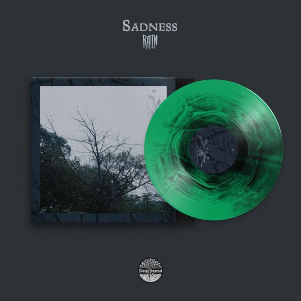 [订购] Sadness – Rain, LP (烟雾星云绿色) [预付款1|169]