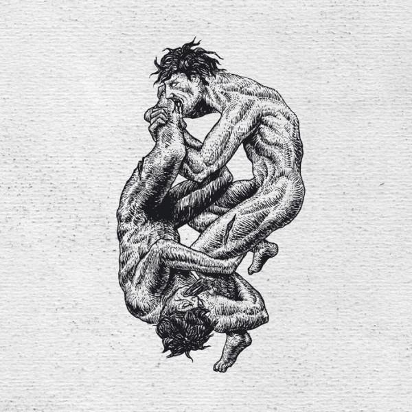 Deathspell Omega / S.V.E.S.T. – Veritas Diaboli Manet In Aeternum, LP (黑色)