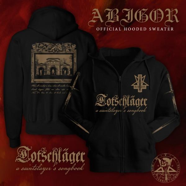 [订购] ABIGOR – Totschläger (A Saintslayer's Songbook), 帽衫 [预付款1 449]
