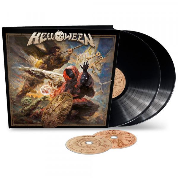 [订购] Helloween – Helloween, 画册2CD+2LP [预付款1 489]