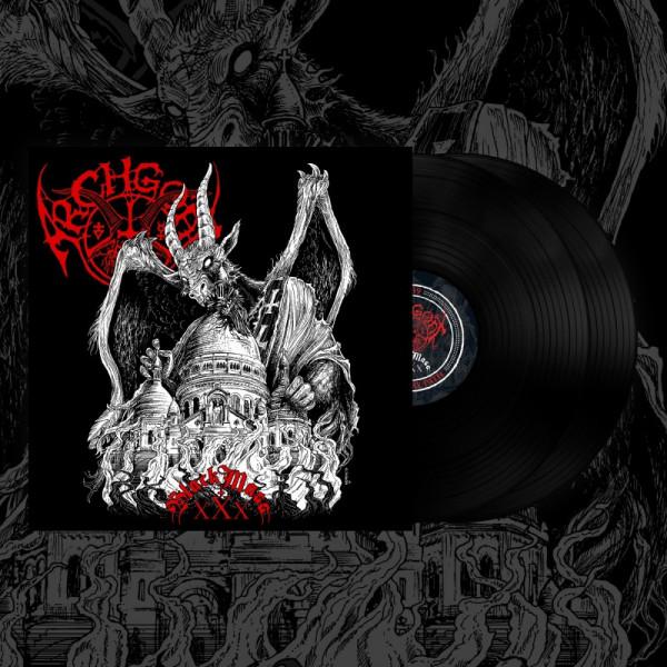 Archgoat – Black Mass XXX, 2xLP (黑色)