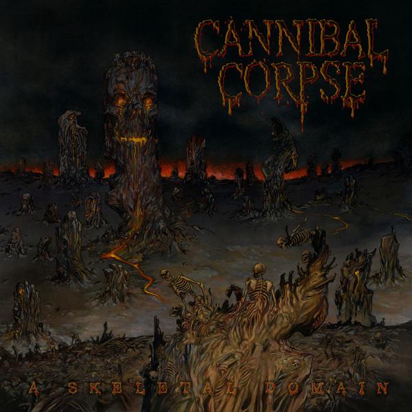 Cannibal Corpse – A Skeletal Domain, LP (黑色)