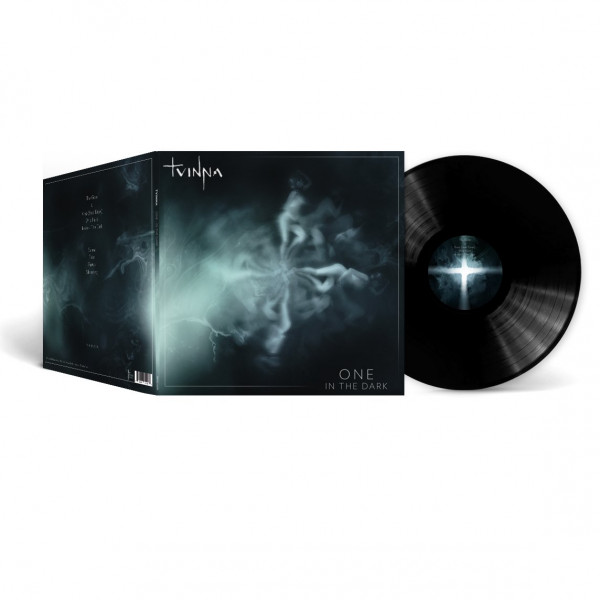 Tvinna – One In The Dark, LP (黑色)