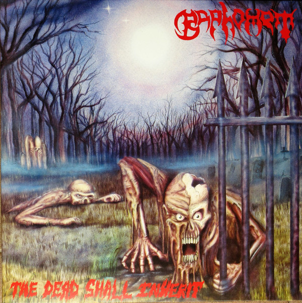 Baphomet – The Dead Shall Inherit, LP (黑色)