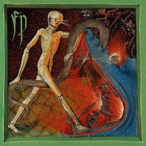 [订购] Funereal Presence – Achatius, LP (黑色) [预付款1|159]